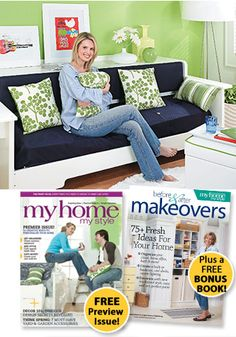 My Home My Style Magazine - Home decorating and improvement