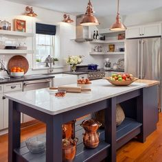 Best Farmhouse Hammered Copper Cabinets Home Design Design Ideas & Remodel Pictures | Houzz
