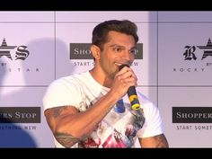 Checkout Karan Singh Grover's funny and teasy reaction to the media's SILLY question. Also see : Karan Singh Grover shows his SIX PACK ABS Silly Questions, This Or That Questions, Videos, Funny, Youtube, Tights, Ha Ha, Youtubers, Youtube Movies