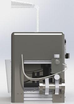 HDFab 3D Printer Unveiled: Prints Advanced Materials Using New Pressurized Spray Technology http://3dprint.com/60170/hdfab-3d-printer-psd/