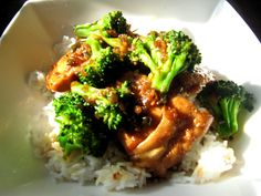 I miss American Chinese food. It's one of my very favorite things in the world. Chinese food in the UK is very different and although I've gotten used to it, I can't say it will ever be a favorite. Chicken and Broccoli is not on UK Chinese menus. I created this dish to try to …