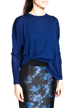 Blue Carel Pullover from Acné Studios