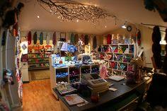 yarn store by scarletyarnstore, via Flickr