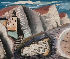 ✦✦ IN FOCUS: JOHN PIPER - AN EYE FOR THE MODERN - exhibition at the jerwood gallery, hastings - 2 march 2016 - 8 may 2016 ✦✦