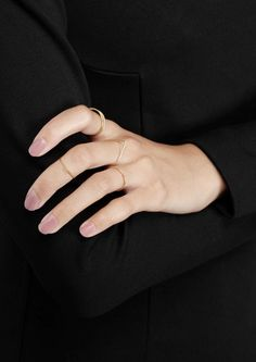 & Other Stories | Thin Brass Rings //Manbo