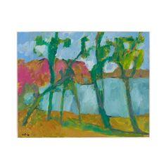 """Lake"" by Samuel Paden"
