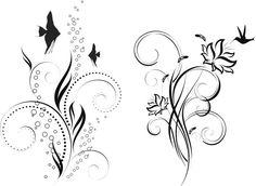 dibujos de flores para tatuar 0 0