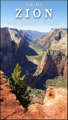 3 Day Visit to Zion National Park | Hiking The Narrows | Observation Point | Emerald Pools | Zion Canyon