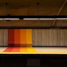 Villa-Maria Station Montreal Metro http://chrisshepherd.net/montreal-subway/