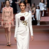 Dolce & Gabbana, otoño-invierno 2015