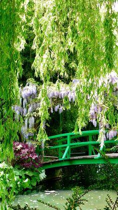 Monet's bridge at Giverny