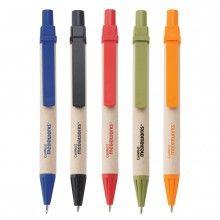 C1C - Mini stylo à bille en papier Micro-Ecologist  - $0.54