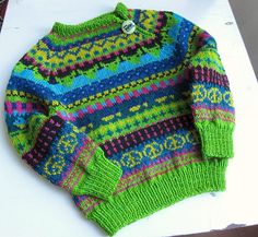 Sweater Mummy, I found your crayons by osloann, via Flickr