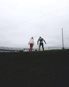 Ryan Blaney and Chase Elliott