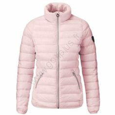 853eb022604ea ROHNISCH - Veste Light Duvet femme rose - Achat Vente Veste Light Duvet  femme ROHNISCH - Golf Plus