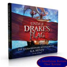 Under Drake's Flag Review #Drake #history #England