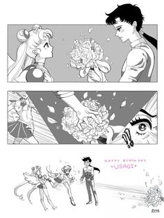 Haruka's jealousy