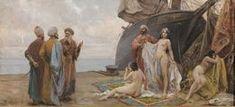 Mercato della schiave