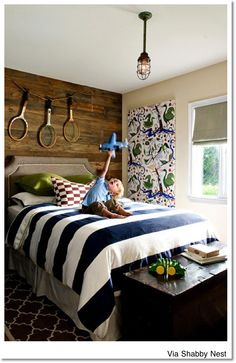 perfect boys room