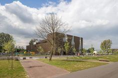 Spordtgebouw, Dordrecht, The Netherlands - NL Architects #sport
