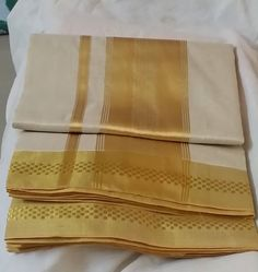 Kerala Balaramapuram Pure Cotton Handloom Premium Sree with Kasavu &/ Color Border Onam Special Offer ഓണ ഓഫർ Ready to ship. For more details and order contact us on sbtrendz@gmail.com or Whatsapp 91 9495188412; Visit us on http://ift.tt/1pWe0HD or http://ift.tt/1NbeyrT to see more ethnic collections. #HandloomSaree #Lehenga #Gown #Kurti #SalwarSuit #Saree #ChiffonSaree #salwarkameez #GeorgetteSuit #designergown #CottonSuit #AnarkalaiSuit #BollywoodReplica #SilkSaree #designersarees…