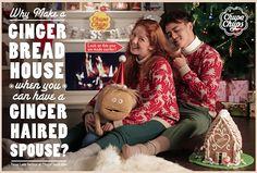 Une campagne Chupa Chups pour fêter Noël