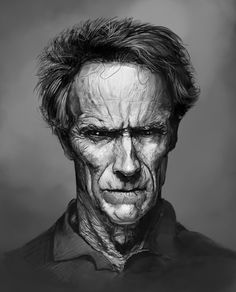 Some portraits on Behance
