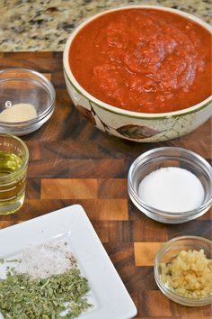 Easy Marinara Sauce Made in 25 Minutes - Jersey Girl Cooks