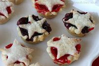 Star-Studded Mini Pies   Our Best Bites