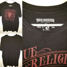 fd4038ca Mens graphic t shirt by True Religion size large for Sale in Richmond, VA