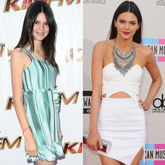 More Than a Decade's Worth of Kendall Jenner's Red Carpet Appearances