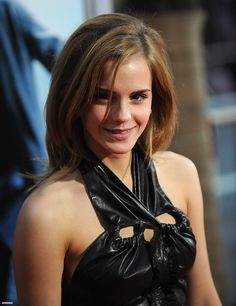 Emma Attends World Premiere Of Harry Potter And The Half Blood Prince In New York 2009