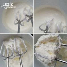 New Cake : World& Easiest Butter Making in 10 Minutes, New Cake, Yogurt, Icing, Butter, Cheese, Homemade, Meals, Desserts, How To Make