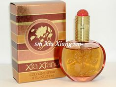 Revlon Xia Xiang Cologne...Wow, I remember buying this back in the day, when I used to work at CVS. ('90's)