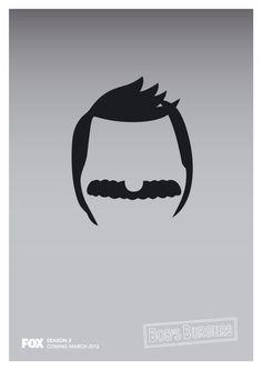 Bob Belcher - Bob's Burgers Poster