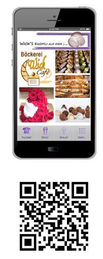 Mit der App der Bäckerei Wick sind Sie stets auf dem neuesten Stand über die verschiedenen Filialen und Produkteneuheiten. Profitieren Sie von täglichen Angeboten zu den ofenfrischen Produkten und lassen Sie sich von der Vielfalt der frischen Produkte inspirieren und überzeugen.