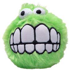 Rogz Fluffy Grinz Lime
