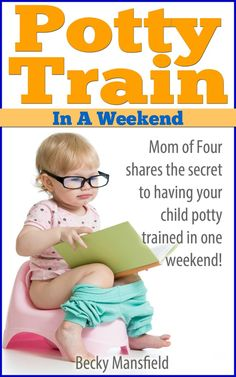 Real tips for potty training a toddler (from moms that have done it!)