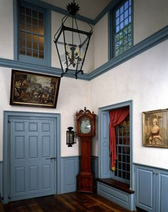 1000 Images About Colonial Foyer On Pinterest Colonial