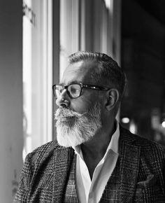 #photo_jana_madzigon #silverfox #you_are_never_to_old Men's Style, Tie Clip, Mens Fashion, Male Style, Moda Masculina, Manish Style, Man Fashion, Style Men, Fashion Men