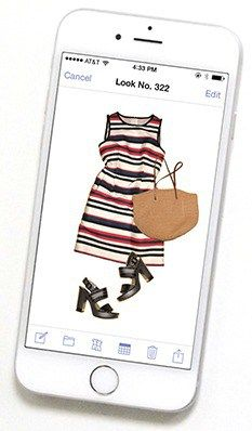 Looking for daily outfit inspiration? Not sure how to store your loyalty cards? Here are 5 helpful fashion apps you will want to download ASAP by Kirsten and co. Stylebook App, Smart Closet App, fashion blogger, Australian blogger