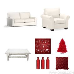 Decorating Pieces Featuring Pottery Barn Sofa Fabric Arm Chair Novica Accent Table And Canvas Home Decor From December 2016 #home #decor