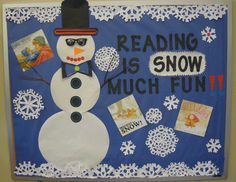 december reading bulletin boards - Google Search