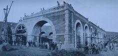 Roma Sparita. Foto storiche di Roma - Antica Stazione Termini