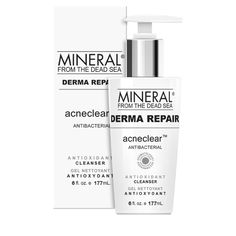 Acneclear Antibacterial Face Cleanser