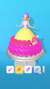 Download & Install - Icing On The Dress 1.0.7 Apk Icing, Birthday Cake, Games, Desserts, Dress, Food, Tailgate Desserts, Deserts, Dresses