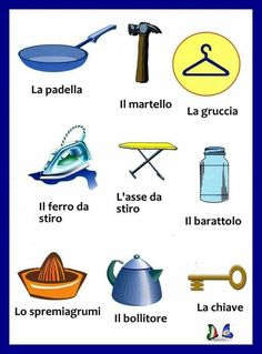The Italian language, similar to other foreign languages one is estranged to can be learned. This isn't saying though that learning can be easy but it isn't difficult too. Italian Grammar, Italian Vocabulary, Italian Phrases, Italian Words, Italian Language, English Vocabulary, English Grammar, Languages Online, Foreign Languages
