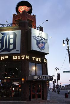 Detroit, Michigan (Hockeytown)