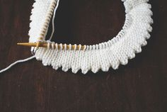 5 Knitting Edges You Should Know!
