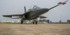 Hongdu Aviation Rolls Out L-15B Attack Variant of Jet Trainer - Aviation International News